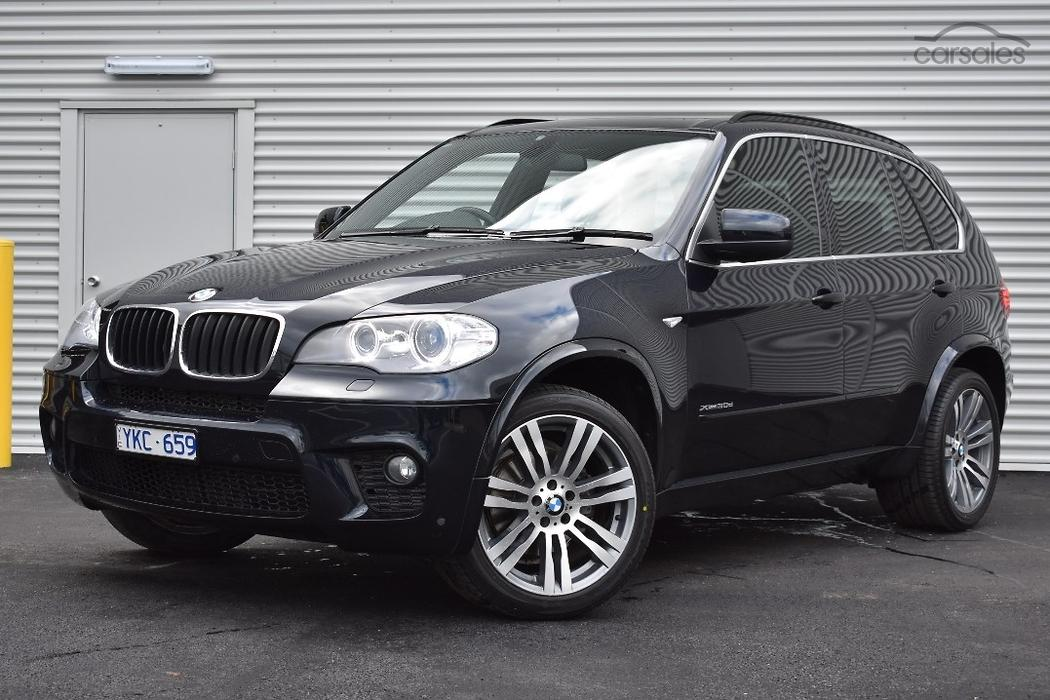 New  Used BMW Large SUV Diesel cars for sale in Australia