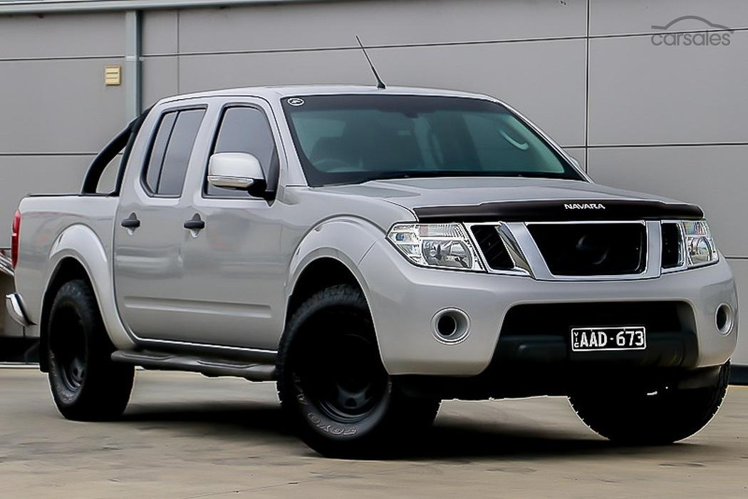 new used nissan navara rx cars for sale in australia autos post. Black Bedroom Furniture Sets. Home Design Ideas