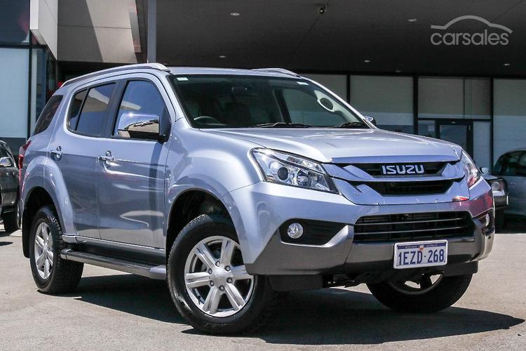 Isuzu Mu X Fuel Economy | Autos Post