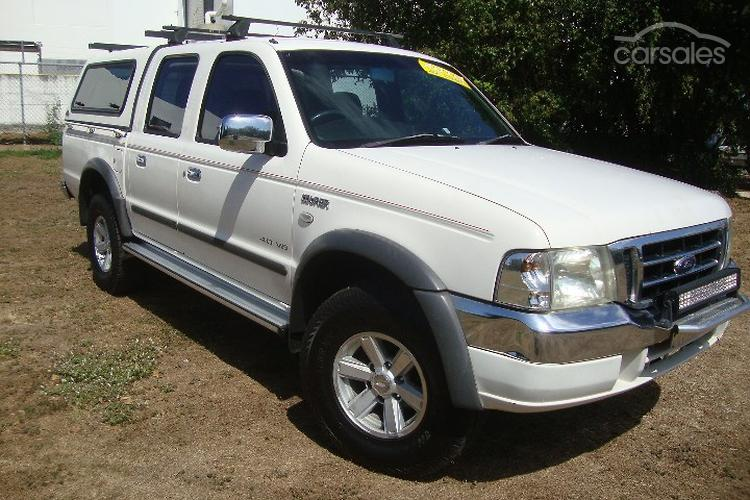 2005 Ford Courier Xlt Ph Auto 4x4