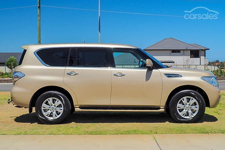 New Used Nissan Patrol Cars For Sale In Australia