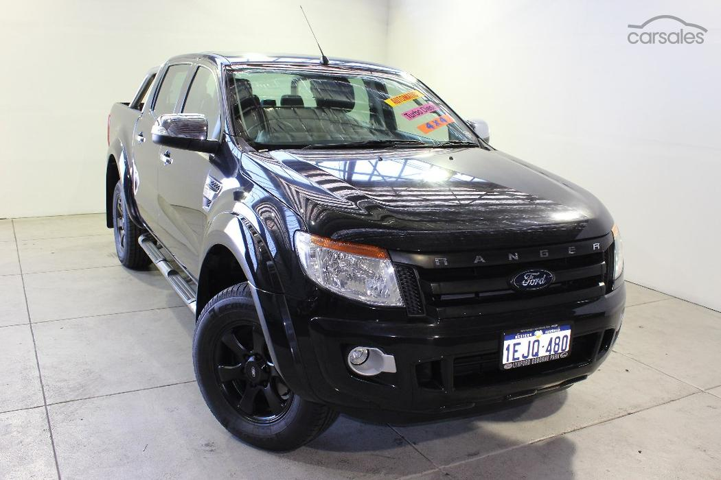new used ford ranger black cars for sale in perth western australia. Black Bedroom Furniture Sets. Home Design Ideas
