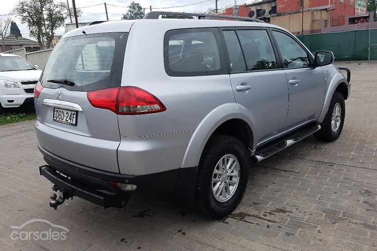 New Amp Used Mitsubishi Challenger Cars For Sale In