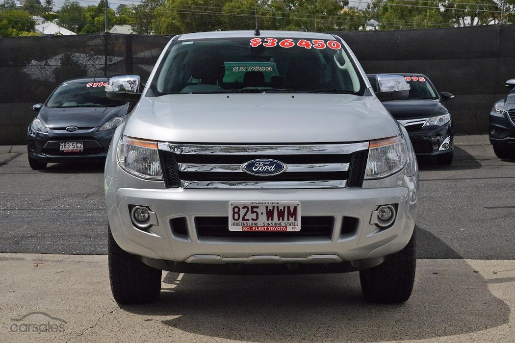 new used ford ranger xlt cars for sale in australia. Black Bedroom Furniture Sets. Home Design Ideas