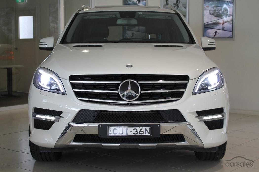 new used mercedes benz ml350 bluetec cars for sale in australia. Black Bedroom Furniture Sets. Home Design Ideas