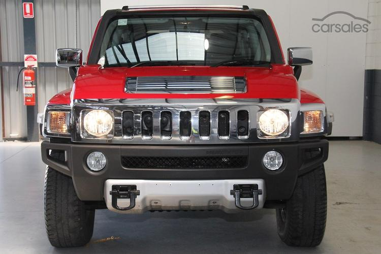 New Amp Used Hummer Cars For Sale In Australia Carsales Com Au