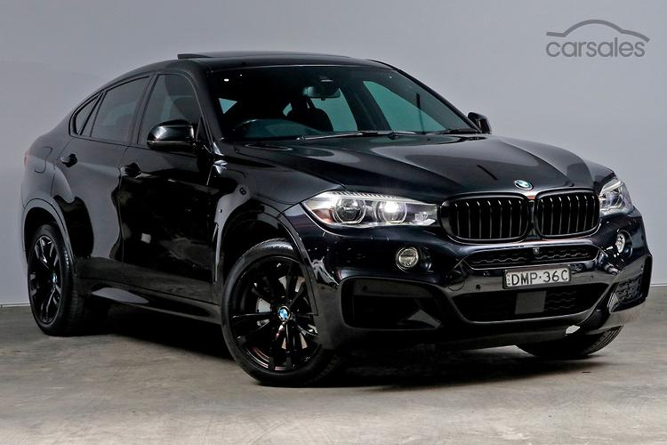New Amp Used Bmw X6 Black Cars For Sale In Australia