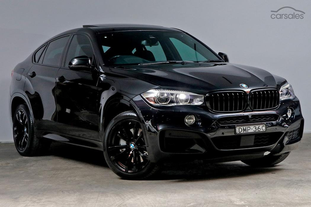 new used bmw x6 black cars for sale in australia. Black Bedroom Furniture Sets. Home Design Ideas