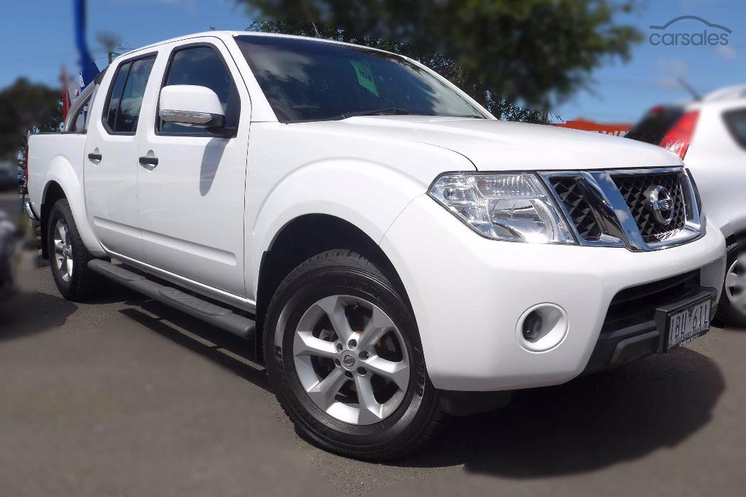 new used nissan navara diesel cars for sale in australia autos post. Black Bedroom Furniture Sets. Home Design Ideas