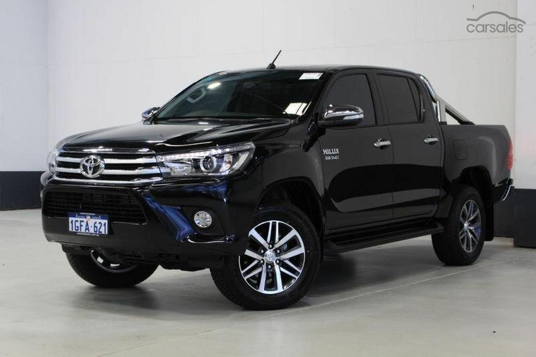 new used toyota hilux sr5 cars for sale in australia. Black Bedroom Furniture Sets. Home Design Ideas