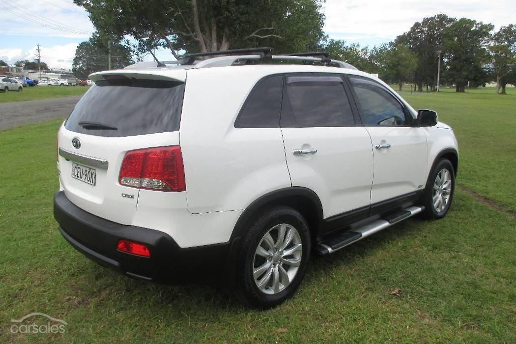 new used kia sorento cars for sale in australia. Black Bedroom Furniture Sets. Home Design Ideas