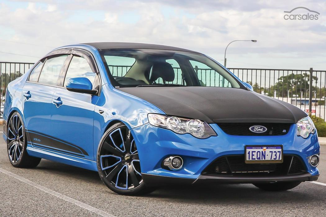 new used ford falcon cars for sale in perth western australia. Black Bedroom Furniture Sets. Home Design Ideas