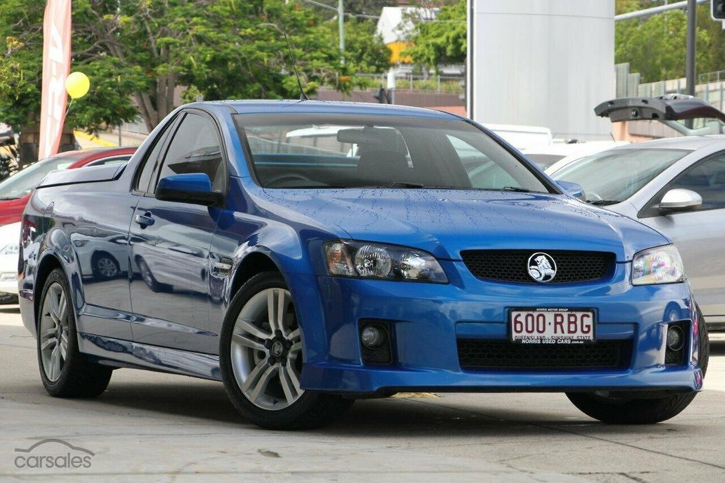 new used holden ute sv6 blue cars for sale in australia. Black Bedroom Furniture Sets. Home Design Ideas