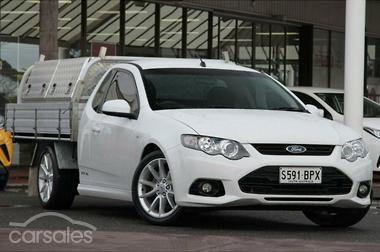 New  Used Ford Falcon Ute cars for sale in Australia  carsales