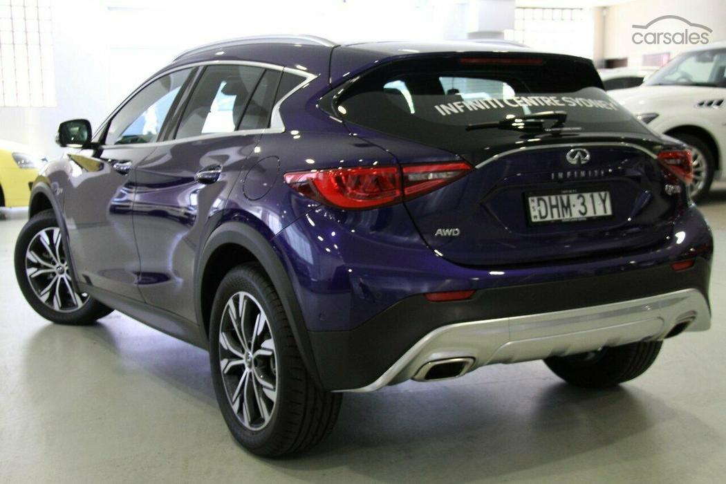 new used infiniti qx30 cars for sale in australia. Black Bedroom Furniture Sets. Home Design Ideas