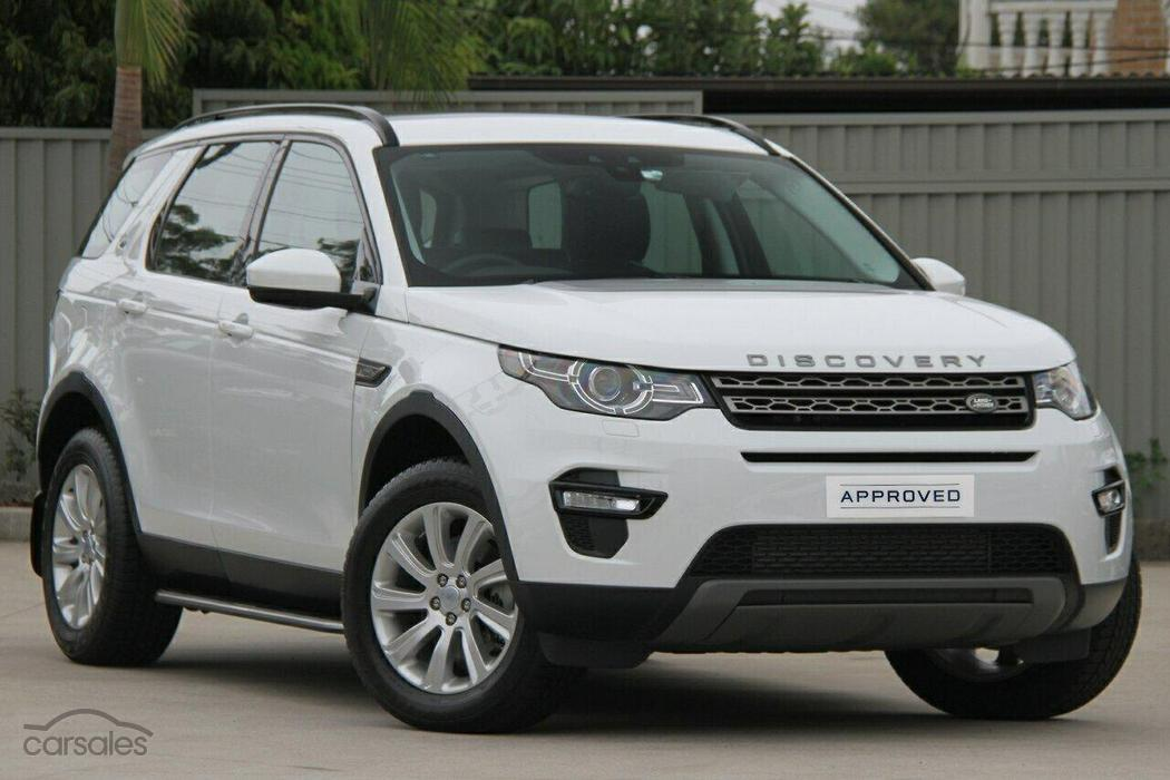 new used land rover discovery sport cars for sale in australia. Black Bedroom Furniture Sets. Home Design Ideas