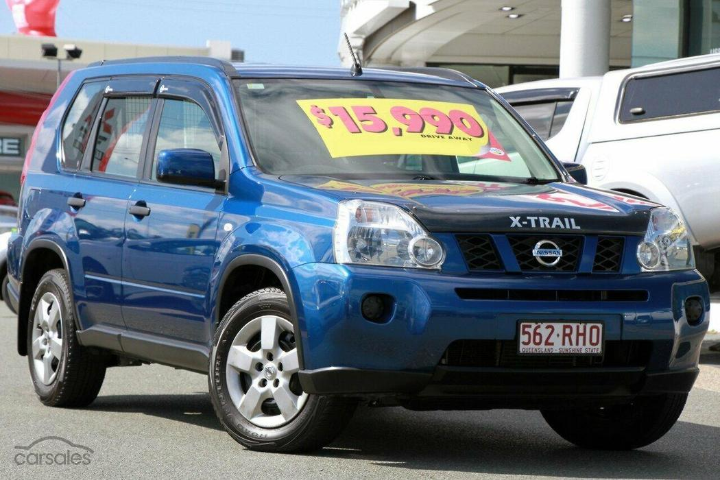 new used nissan x trail cars for sale in australia. Black Bedroom Furniture Sets. Home Design Ideas
