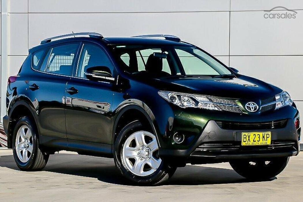 new used toyota rav4 green cars for sale in australia. Black Bedroom Furniture Sets. Home Design Ideas
