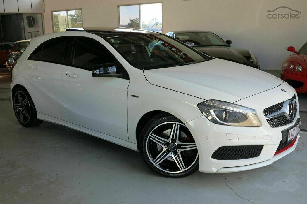 New used mercedes benz a250 cars for sale in australia for Mercedes benz a250 sport for sale