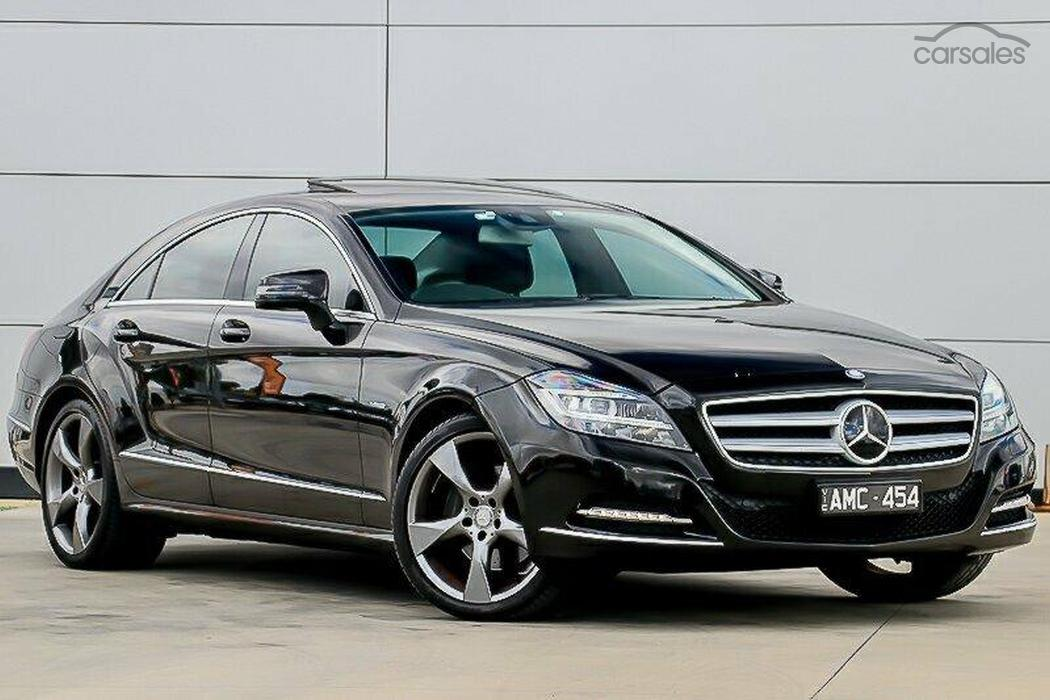 new used mercedes benz cls350 cars for sale in australia. Black Bedroom Furniture Sets. Home Design Ideas
