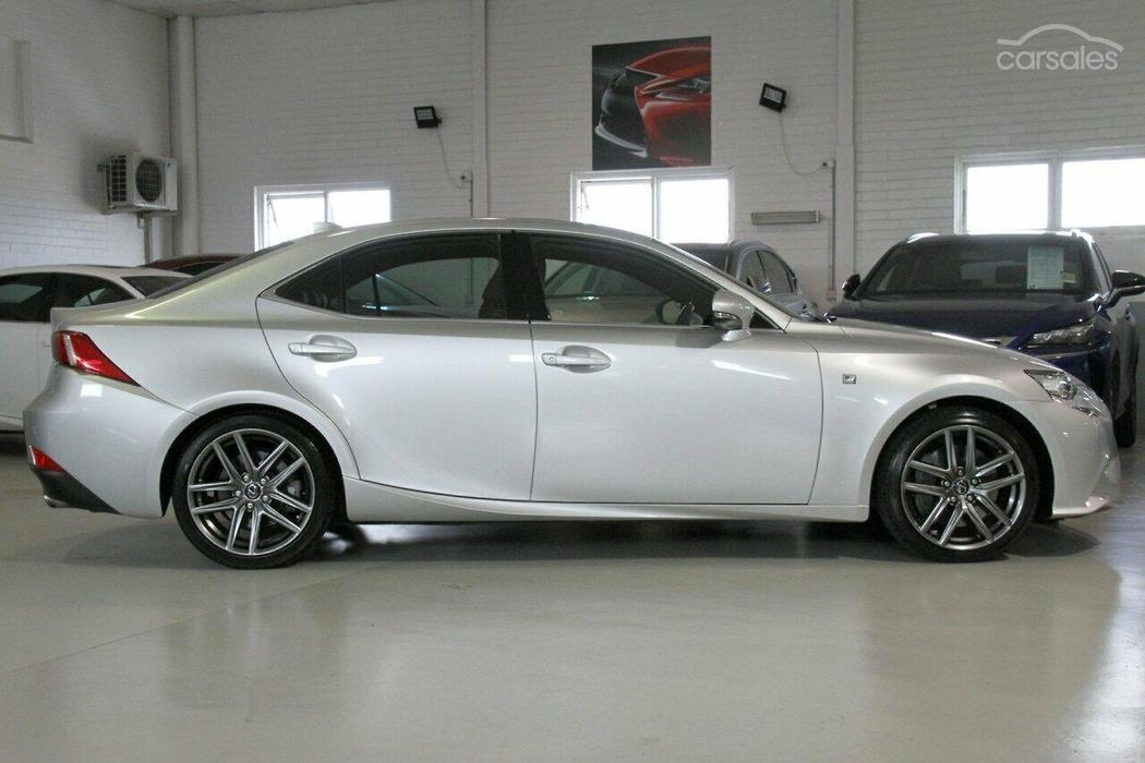 new used lexus is350 cars for sale in australia autos post. Black Bedroom Furniture Sets. Home Design Ideas