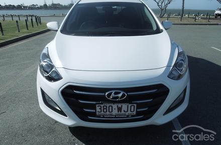 2016 Hyundai I30 Active Auto My17