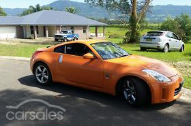 new used nissan 350z cars for sale in australia. Black Bedroom Furniture Sets. Home Design Ideas