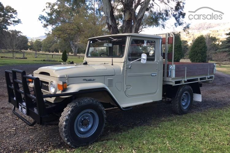 New Amp Used Toyota Landcruiser Fj45 Cars For Sale In