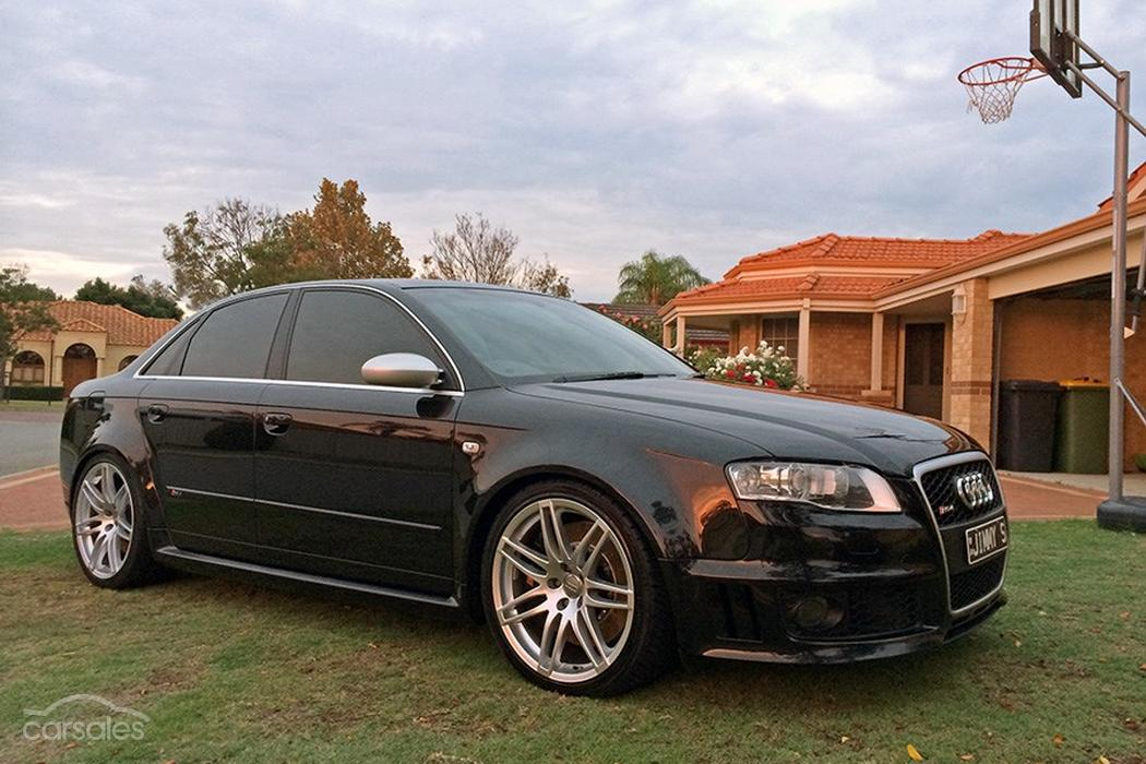 fs wa 2006 audi rs4 4 2l v8 quattro. Black Bedroom Furniture Sets. Home Design Ideas