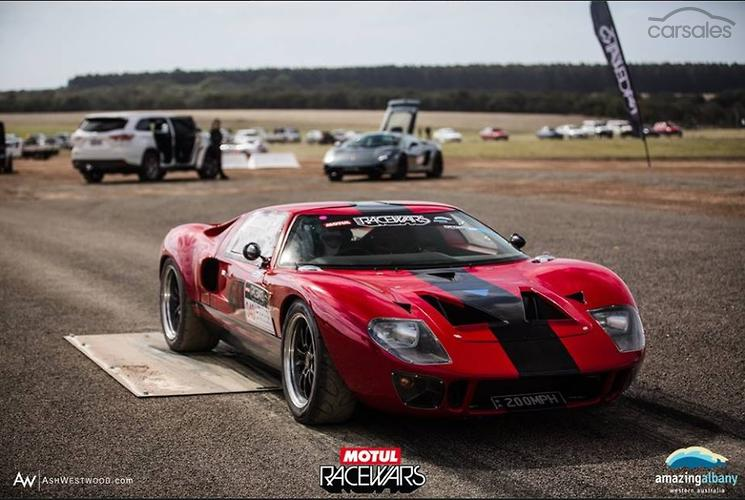 Reunited : A Pair of Australian Ford GT40s - StanceWorks