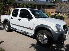 Holden Rodeo diesel 2003 Review - www carsales com au