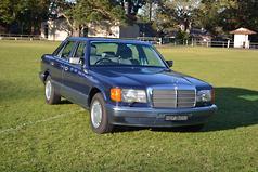 Mercedes-Benz W126 300/420/560 S-Class (1986-92) - www