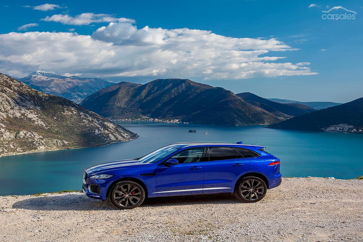 New Jaguar F Pace Suv Cars For Sale
