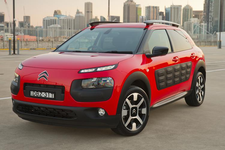 new citroen c4 cactus suv cars for sale. Black Bedroom Furniture Sets. Home Design Ideas