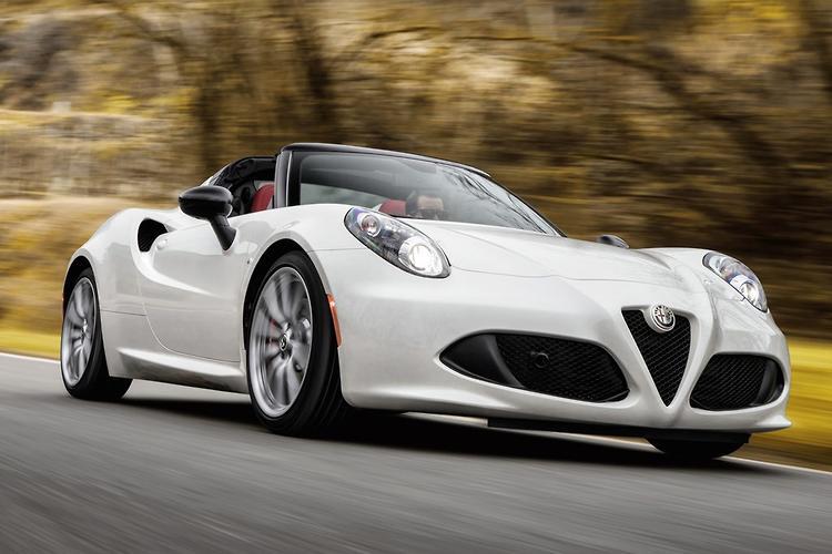New Alfa Romeo 4C Coupe Cars For Sale  carsalescomau