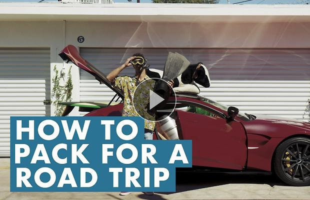 How To Pack For A Road Trip With Daniel Ricciardo