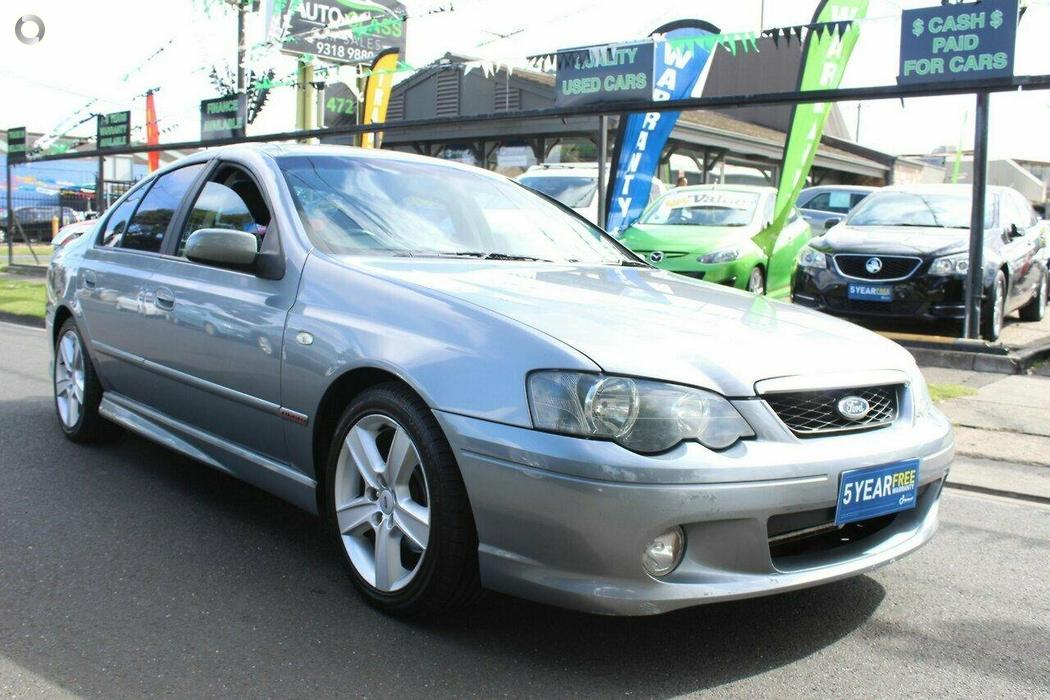 2004 Ford Falcon XR6 Turbo BA Auto -