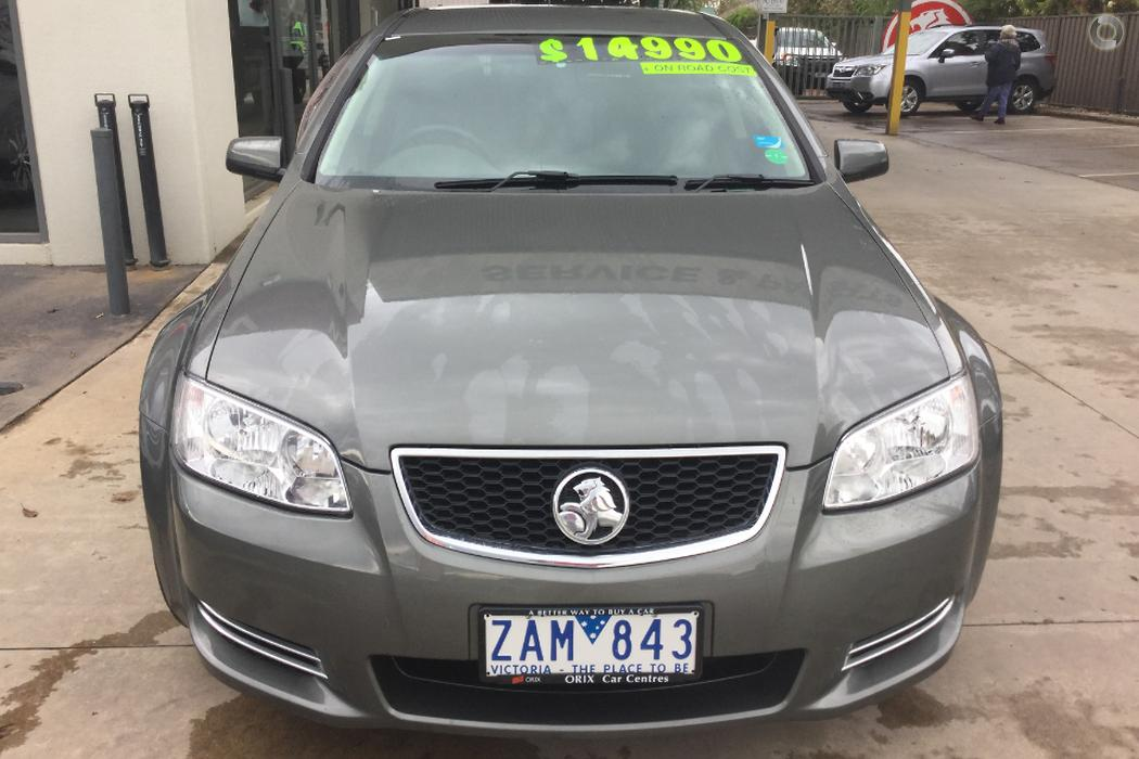 d24022e2f1 2012 Holden Commodore Omega VE Series II Auto MY12.  13