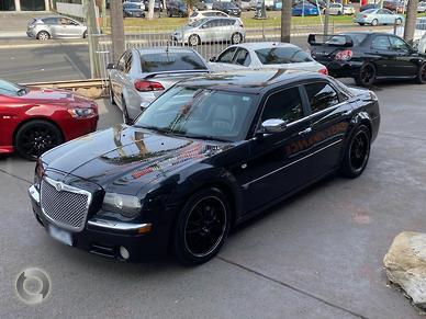 2007 Chrysler 300c Auto MY07