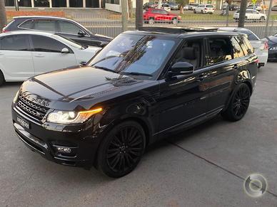 2015 Land Rover Range Rover Sport SDV8 HSE Auto 4x4 MY16
