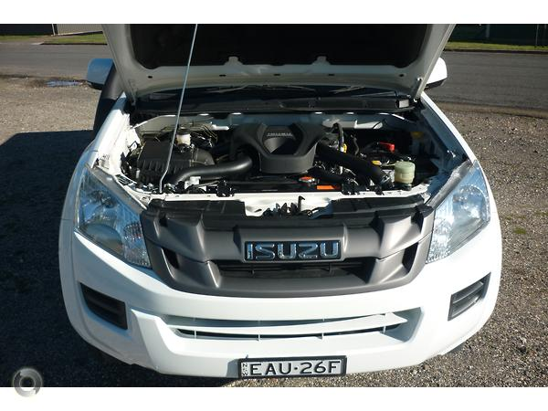2014 Isuzu D-MAX SX Auto 4x4 MY14 available at Spackman