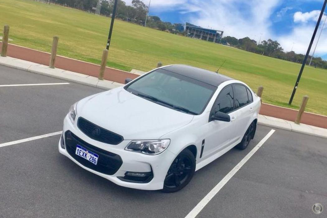 2016 Holden Commodore SV6 VF Series II Auto MY16 -
