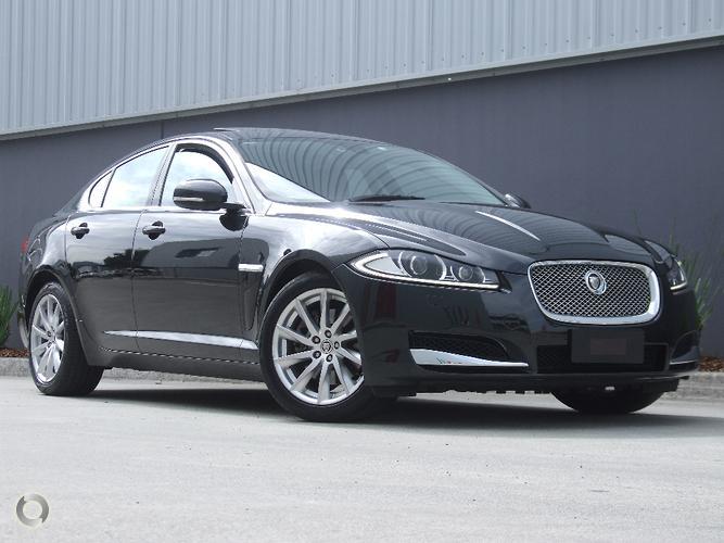 2011 Jaguar Xf Premium Luxury X250