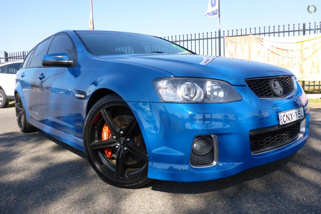 2011 Holden Commodore Ss V Redline Ve Series Ii Manual My12