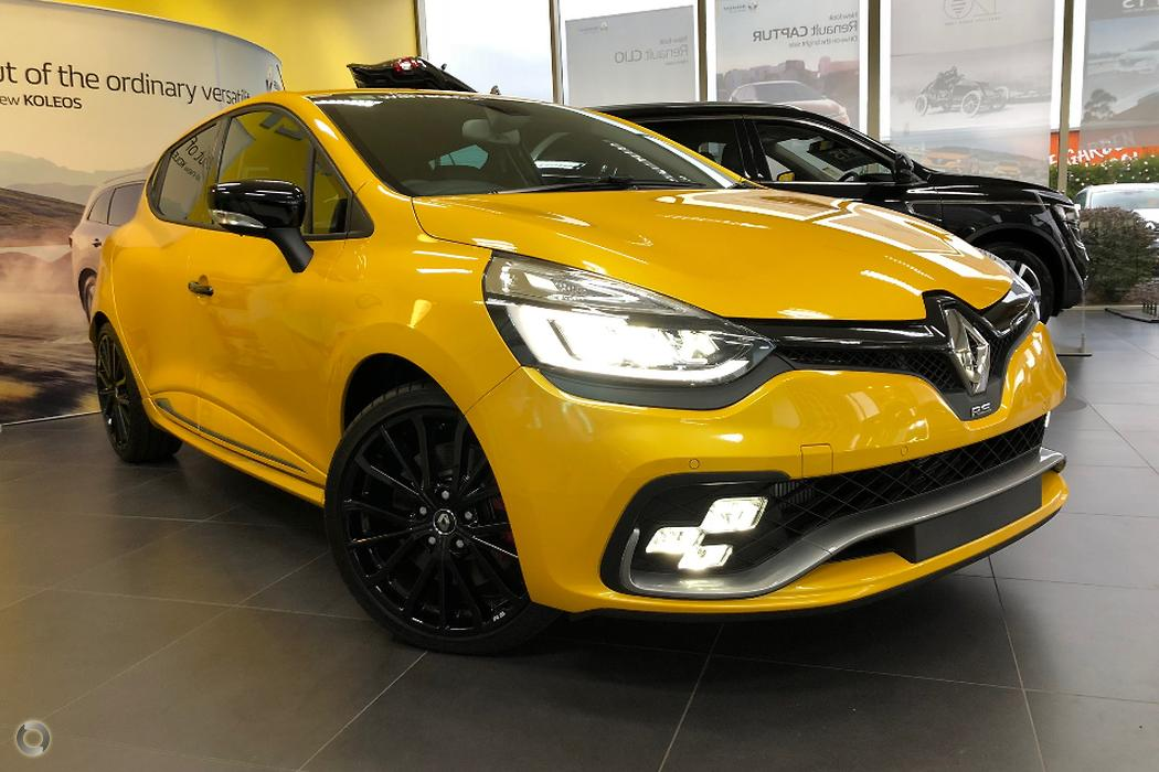 2017 Renault Clio Rs 200 Cup Auto