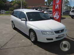2007 Holden Commodore Acclaim VZ Auto MY07