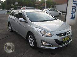 2014 Hyundai i40 Active Auto
