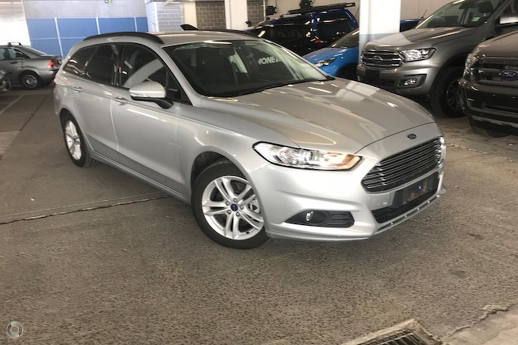 2015 Ford Mondeo Ambiente Md Auto