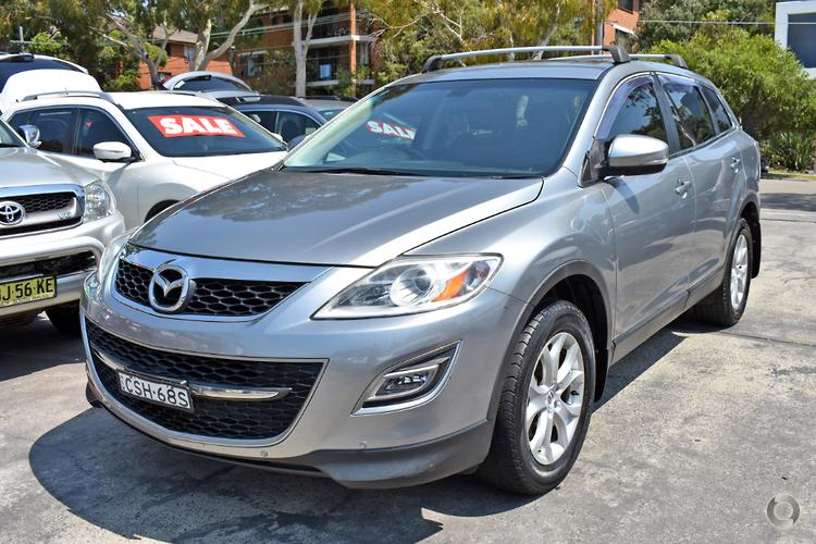 2010 mazda cx-7 sports er series 2 manual 4wd