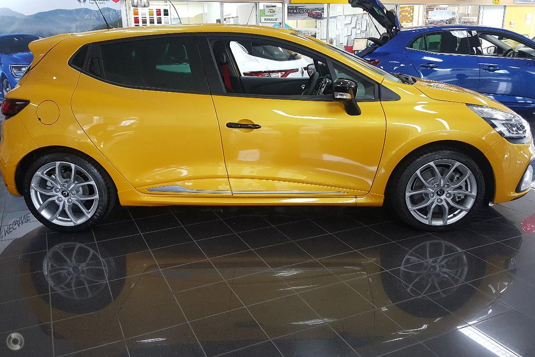 2017 Renault Clio Rs 200 Sport Auto